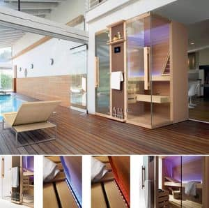 Picture of Cuna, wooden sauna