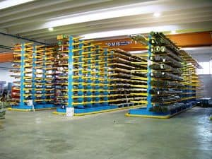 Picture of Cantilever pipes 2, shelving unit