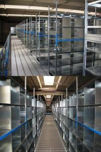 Picture of Light shelving unit, shelving unit
