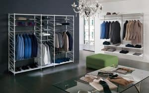Picture of Socrate clothes shop, shelf