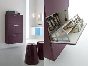 Picture of Idrocolor 02, shoe cabinets