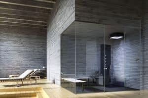 ANANDA DOOR, Multifunctional shower box for Bath hotels