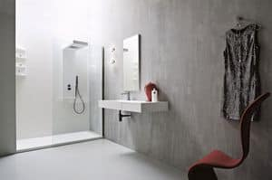 Picture of ARGO corner closing, multifunction shower cubicles