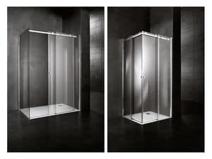 Picture of Axia, corner shower boxes