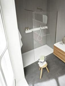 Picture of ERGO_NOMIC shower closing, suitable for hotel bathrooms