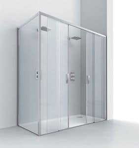 Picture of Evolution Light SC2 + F2, multifunction shower box