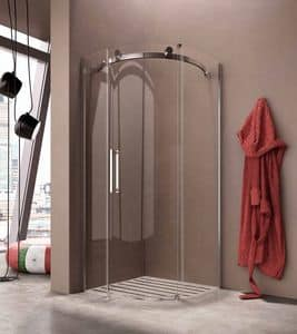 Picture of FLUIDA, wall mounted shower box