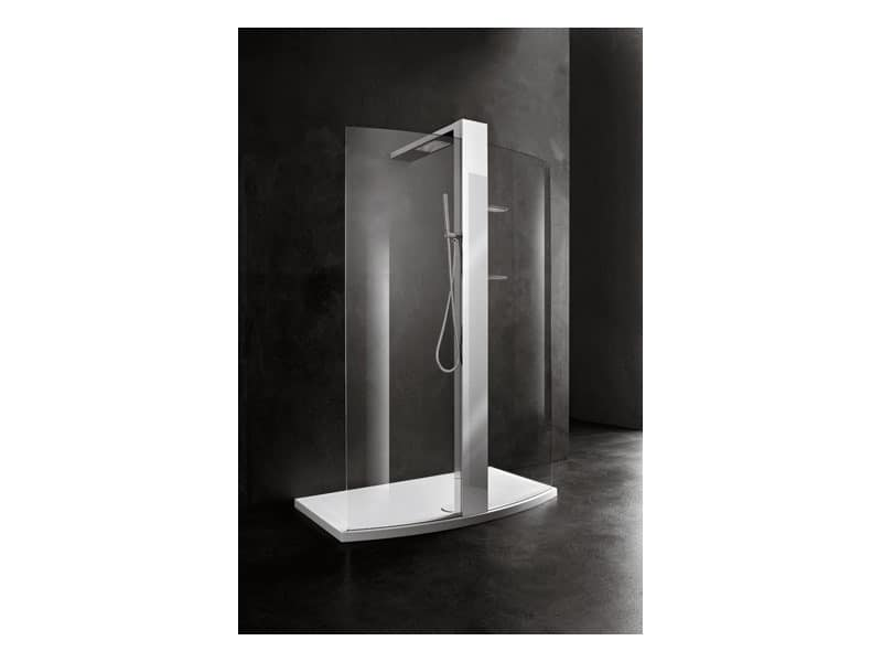 Picture of Luxor 140 C, modern shower boxes