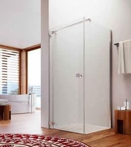 NOOR, Multifunctional shower, for hotel bathroom