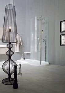 Picture of Prima walk-in shower B, suitable for hotel bathrooms