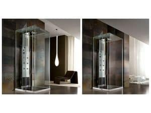 Picture of Rigenera Box, wall shower