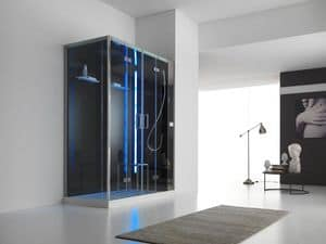 Picture of Talos Plus, modern shower boxes