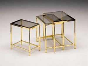 Picture of BOHEME 708, coffee table with alternative shape