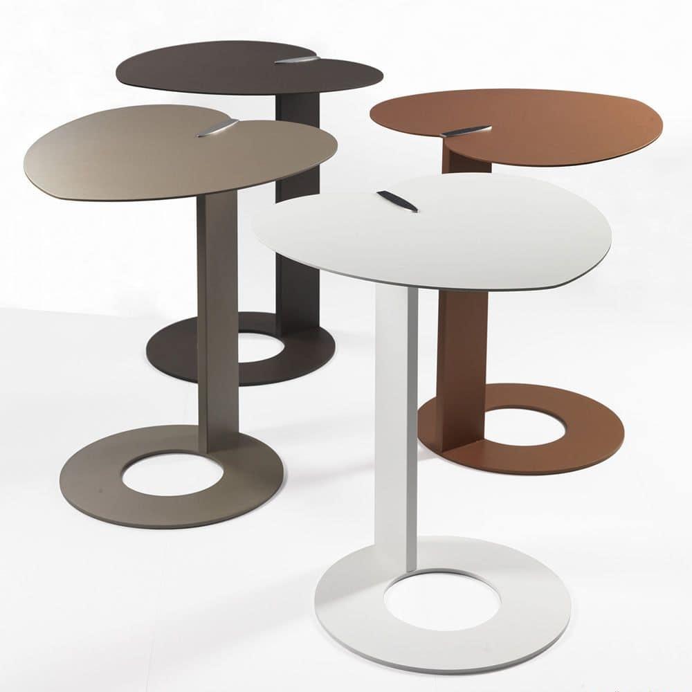 multipurpose coffee dining table with chrome legs multipurpose