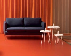 Sofa For Waiting Rooms With Spring System Idfdesign