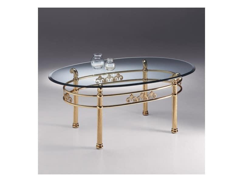 couchtisch oval holz glas inspirierendes. Black Bedroom Furniture Sets. Home Design Ideas
