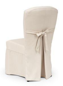Corella gal�, Chair dressed for elegant banquets