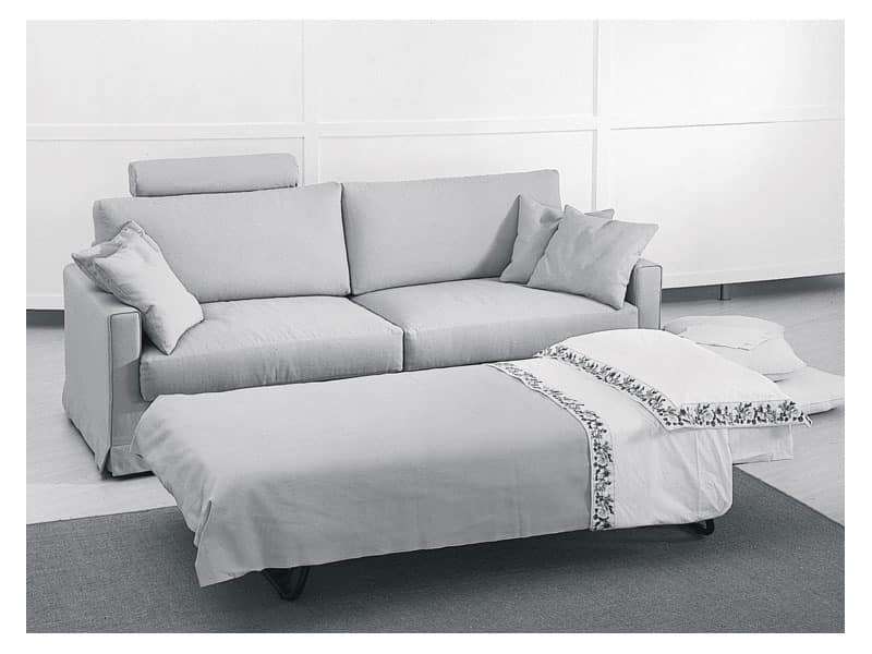 modern sofa bed various finishes for apartments idfdesign