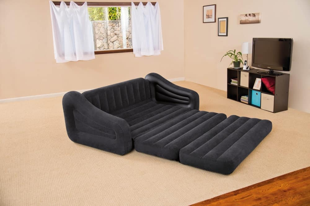 Exceptionnel Inflatable Double Sofa Bed Intex U2013 68566, Inflatable Sofa Bed, High Quality