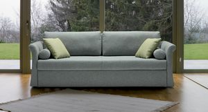 Picture of Jack Classic, stuffed sofa-bed