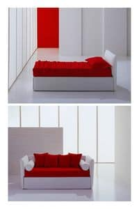 Picture of Program Biba, fabric sofa-bed