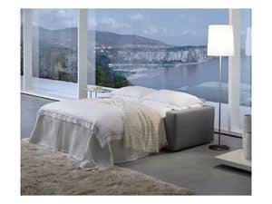 Zeus, Sofa bed, mesh, armrest cushion