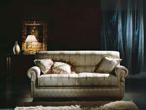 Picture of Corallo, elegant sofas