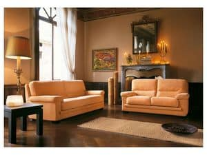 Picture of Donegal, loveseats in classic style