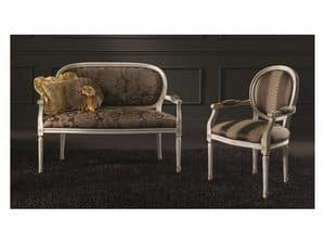 Picture of L'ATELIER DI207, elegant sofa