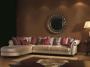 Picture of SHON sofa 8541L, classic style loveseats