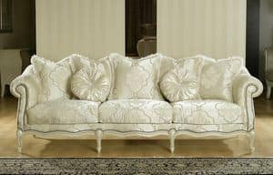 Picture of TRADITIONAL sofa 8539L, wooden sofas