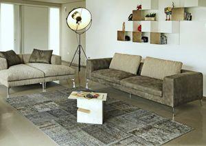 Adam, Removable fabric sofa