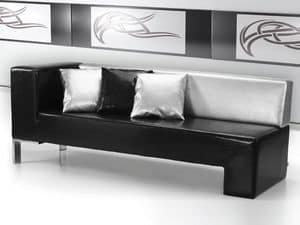 Picture of Diedro, elegant loveseats
