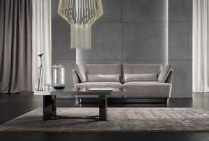 DUNE sofa, Design sofa with 2 places