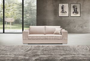Eden, Sofa with squared armrests