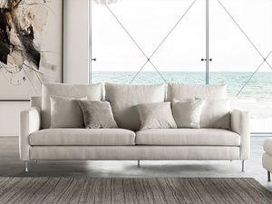Incontro, Modern sofa with essential design