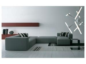 Picture of Insieme comp. 02, modern sofa