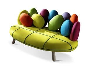 Picture of Jelly, modern sofa