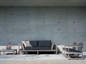 Picture of Net-Work 120 2 seater sofa, garden loveseats