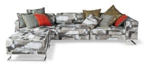 Picture of New York, linear-sofa