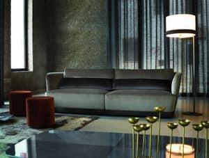 OASI sofa, Comfortable design sofa, with feather pillows
