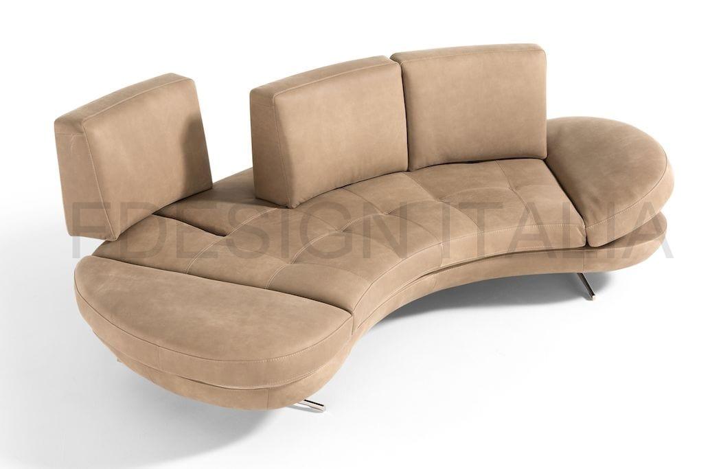 Onda, Sofa with movable backs