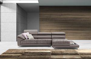 Petra, Sofa with reclining headrest