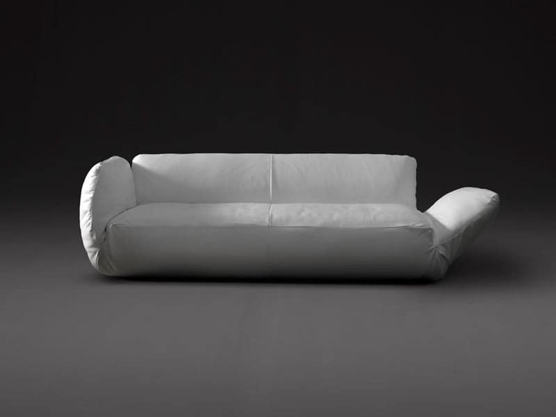 Picture of Pluff sofa, elegant sofas