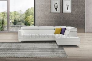 Rimmel, Corner leather sofa