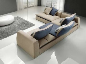 Sting, Sofa covered with doubleface fabrics