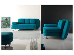 Picture of Thiny 2p 3p, design loveseat