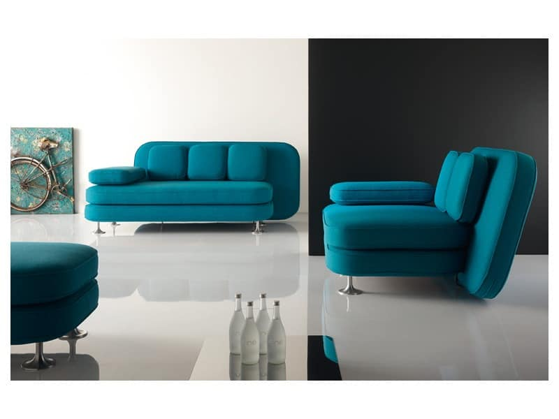 Design loveseat Thiny 2p 3p
