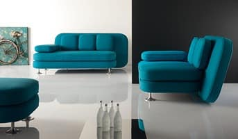 Design sofas Thiny 2p 3p