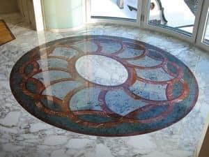 Picture of Floor 002, raw stone floor